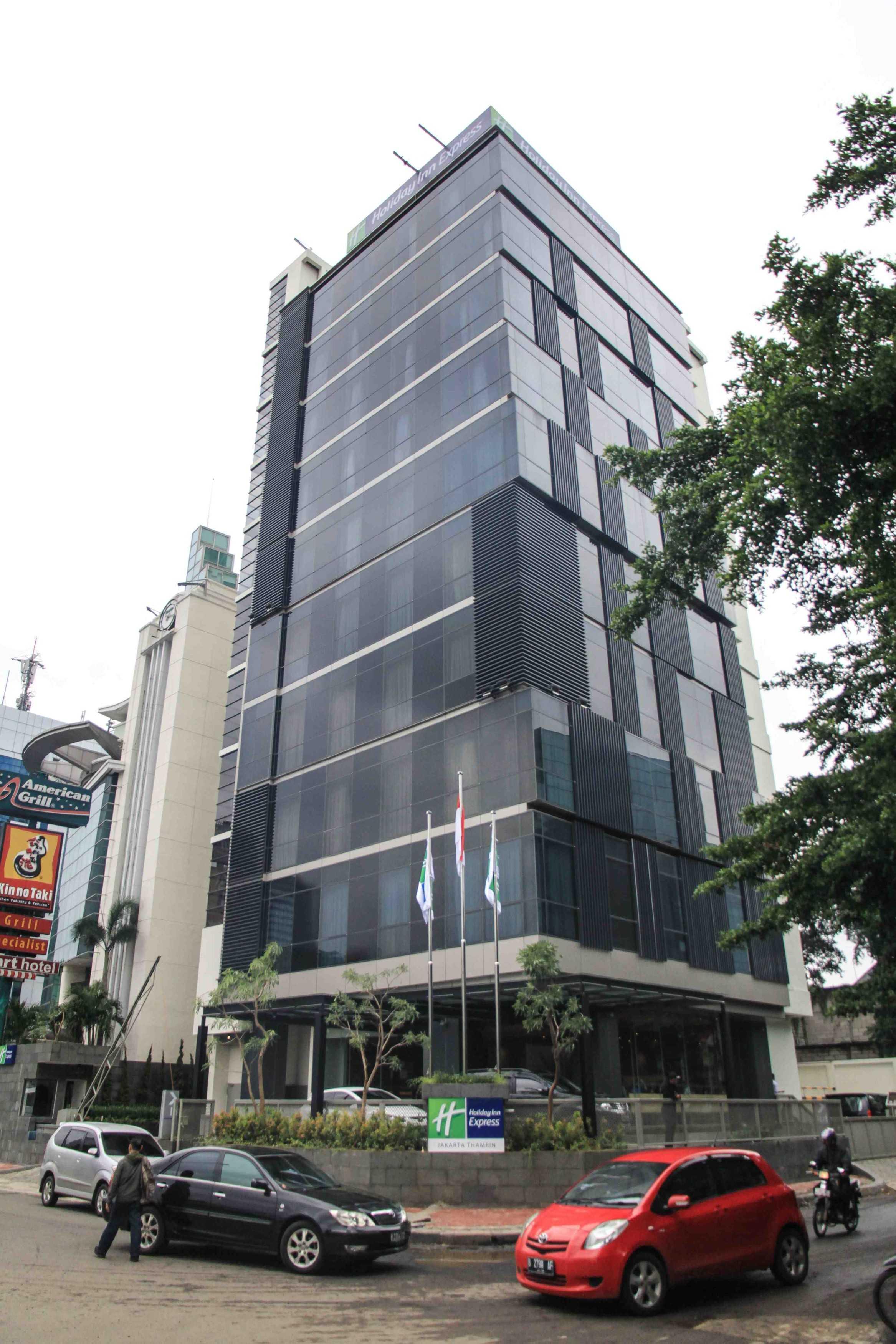 Ma-Ru Hiex Thamrin Jakarta Jakarta Front View   15349