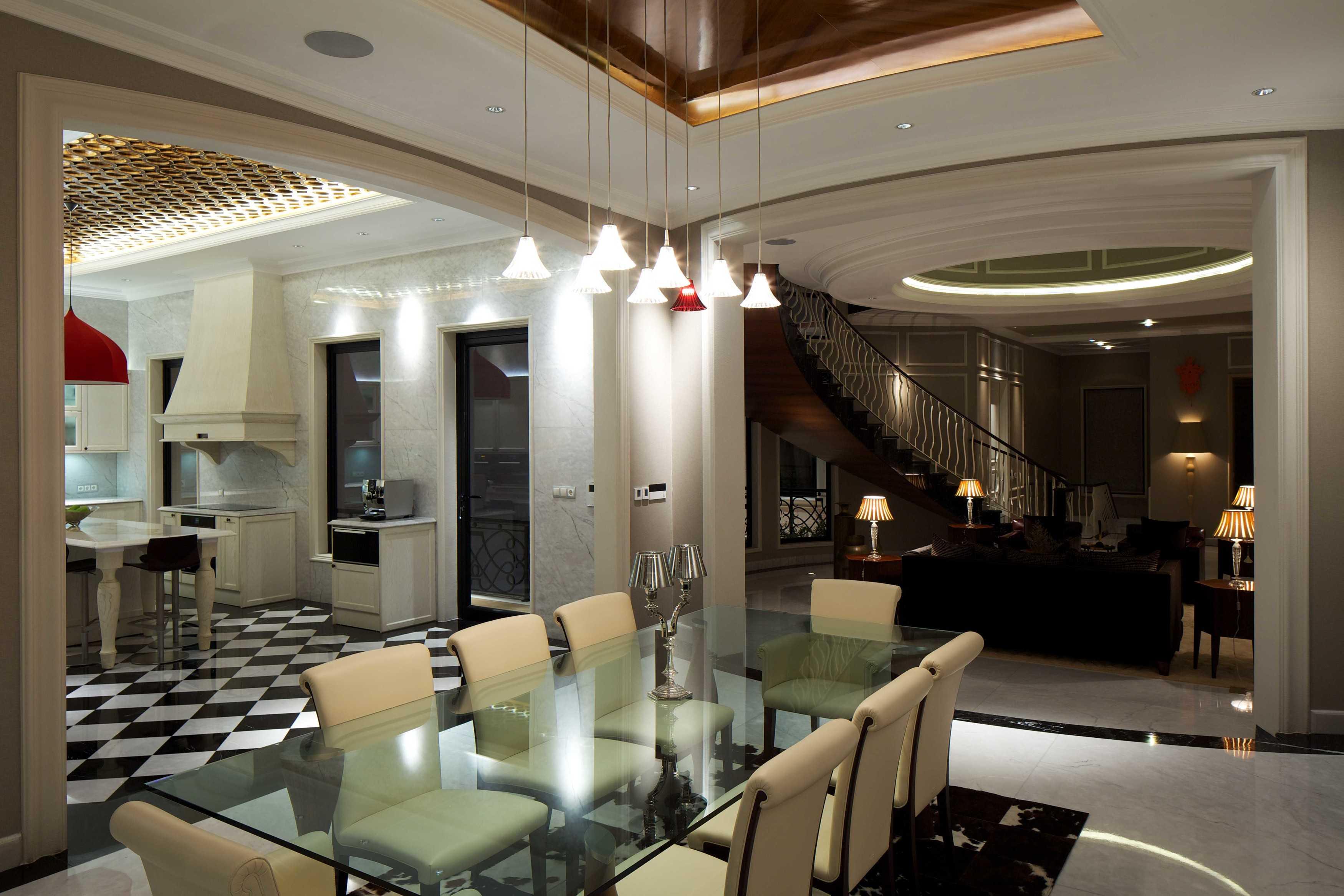 Vin•da•te Mayang Permai Residence Pantai Indah Kapuk - North Jakarta Pantai Indah Kapuk - North Jakarta Kitchen Kontemporer  17149