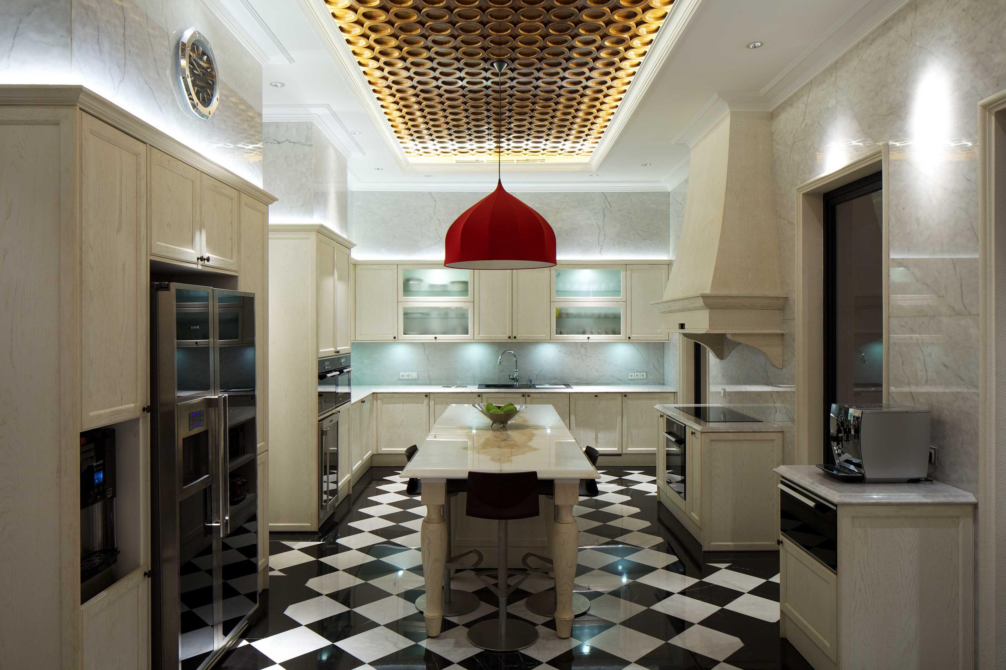 Vin•da•te Mayang Permai Residence Pantai Indah Kapuk - North Jakarta Pantai Indah Kapuk - North Jakarta Kitchen Kontemporer  17152