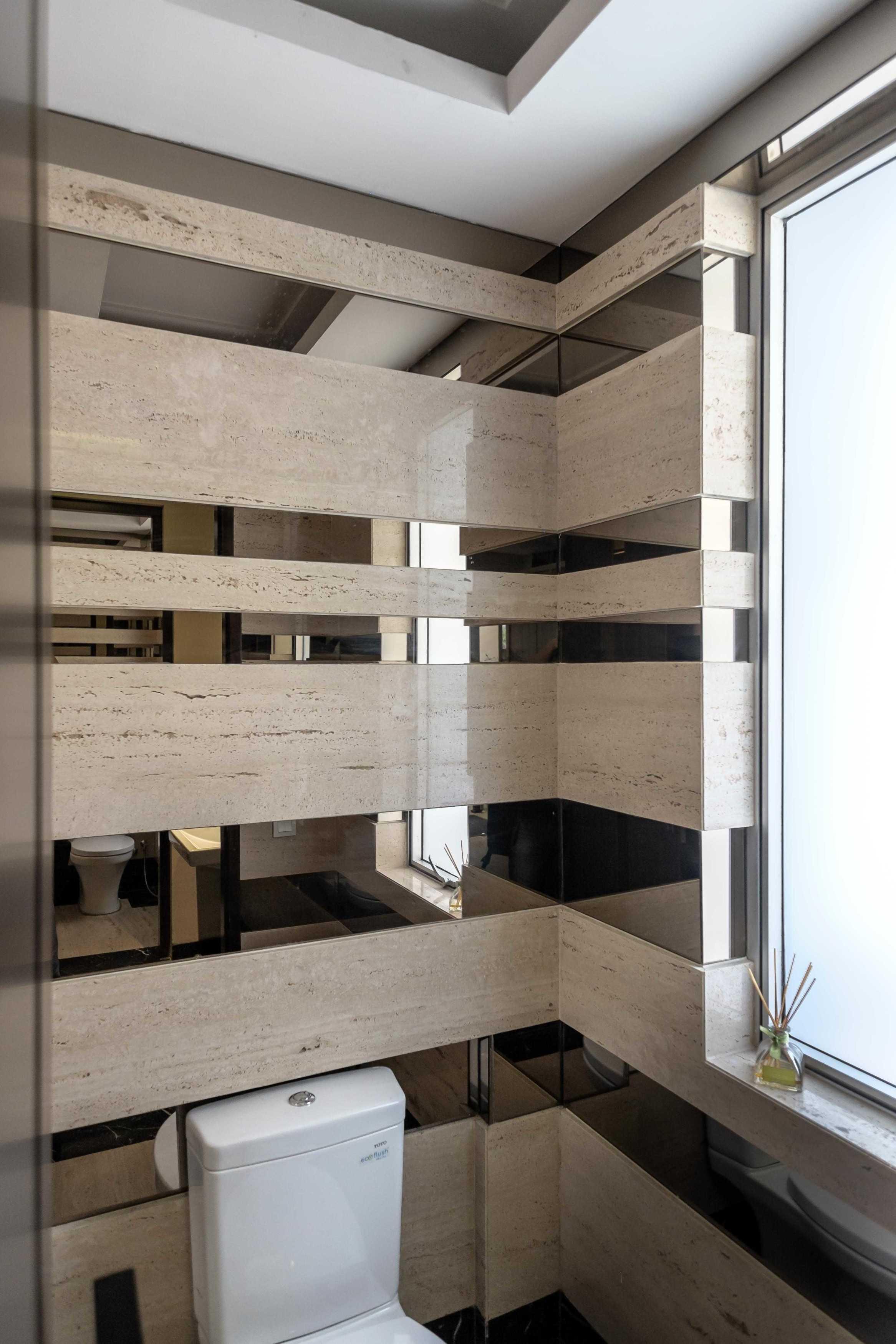 Vin•da•te Cv. Berkah - Office Project Jakarta-Indonesia Jakarta-Indonesia Toilet Kontemporer  17355