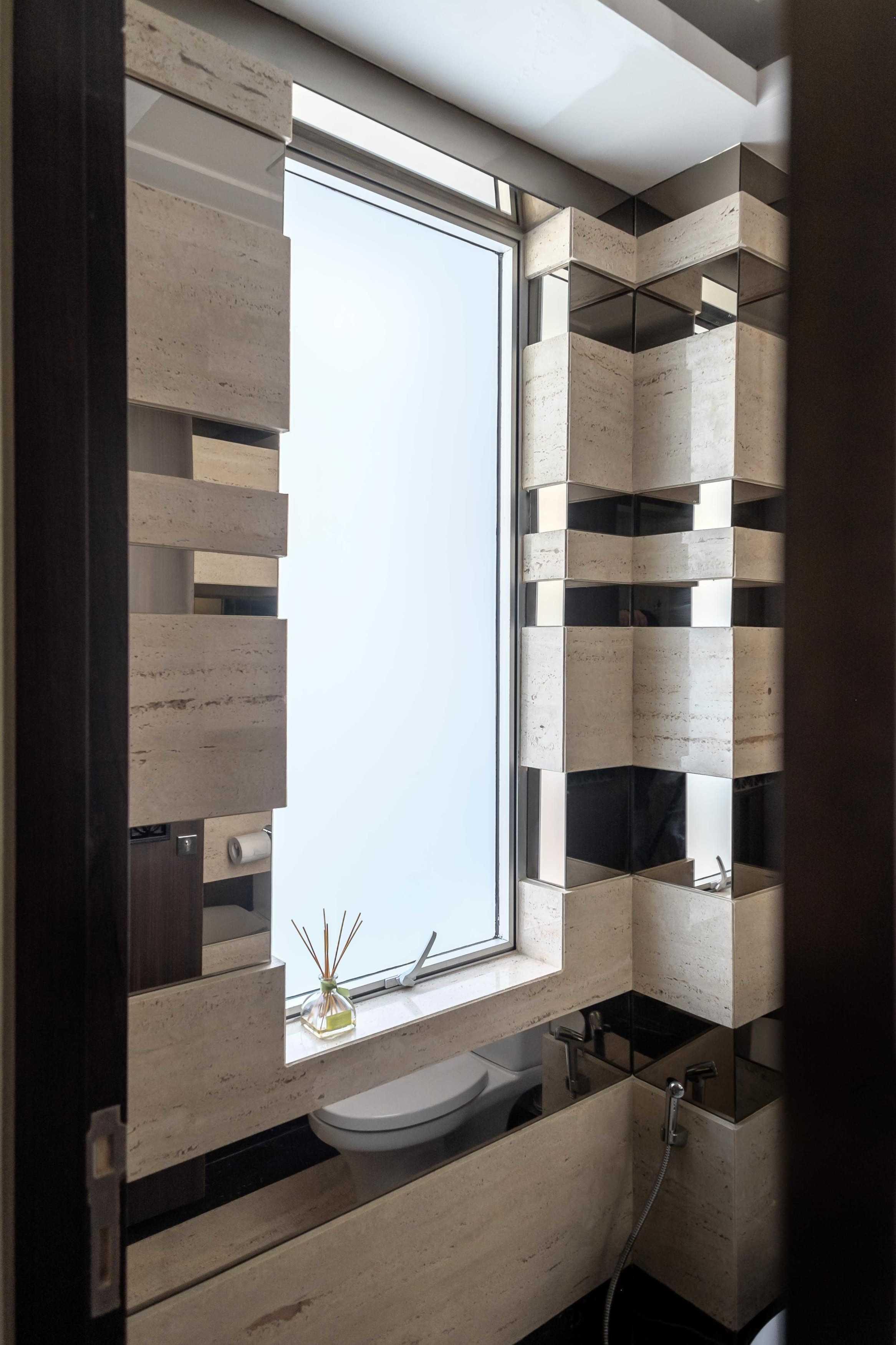 Vin•da•te Cv. Berkah - Office Project Jakarta-Indonesia Jakarta-Indonesia Toilet Kontemporer  17356