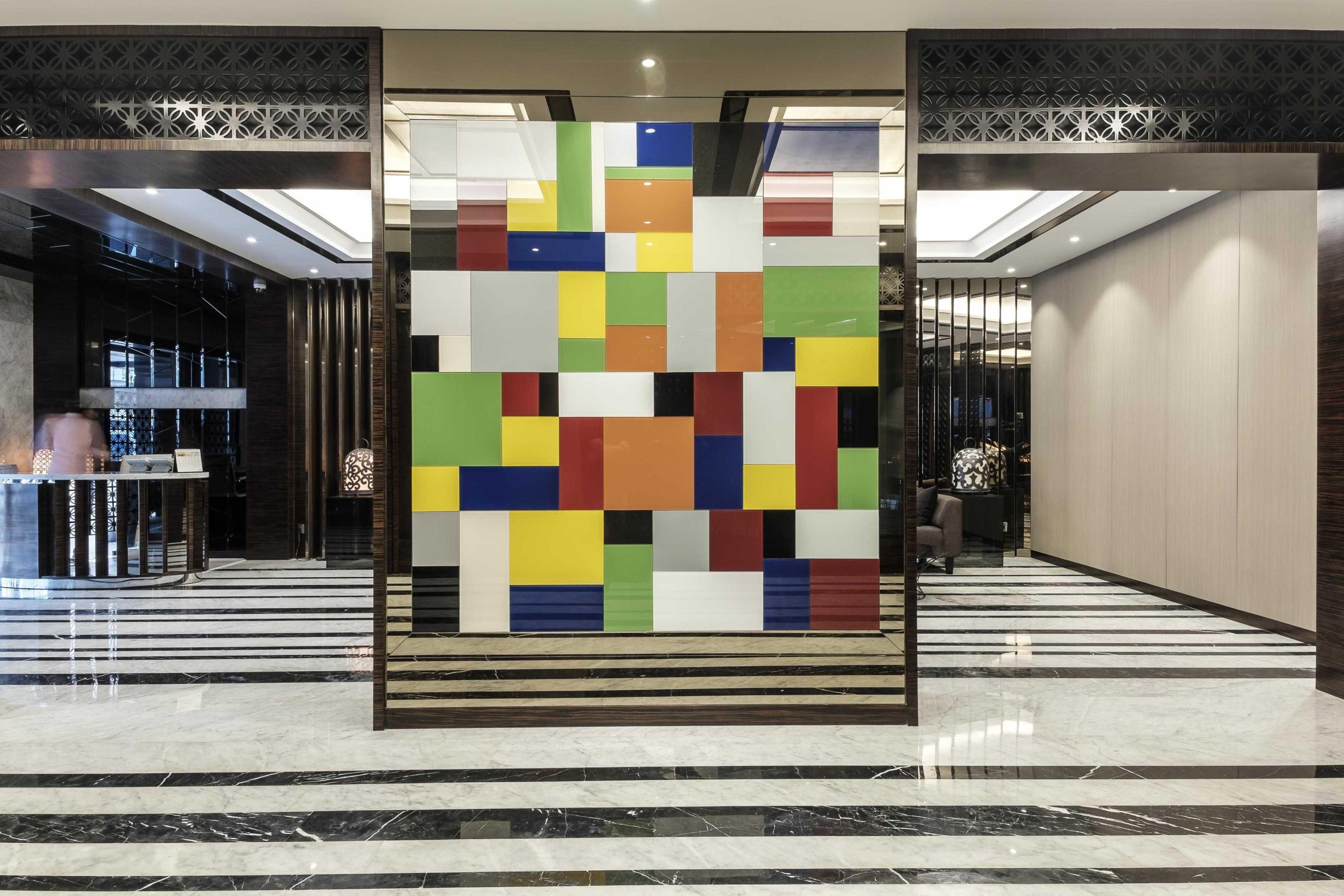 Vin•da•te Cv. Berkah - Office Project Jakarta-Indonesia Jakarta-Indonesia Interior Detail Kontemporer  17362
