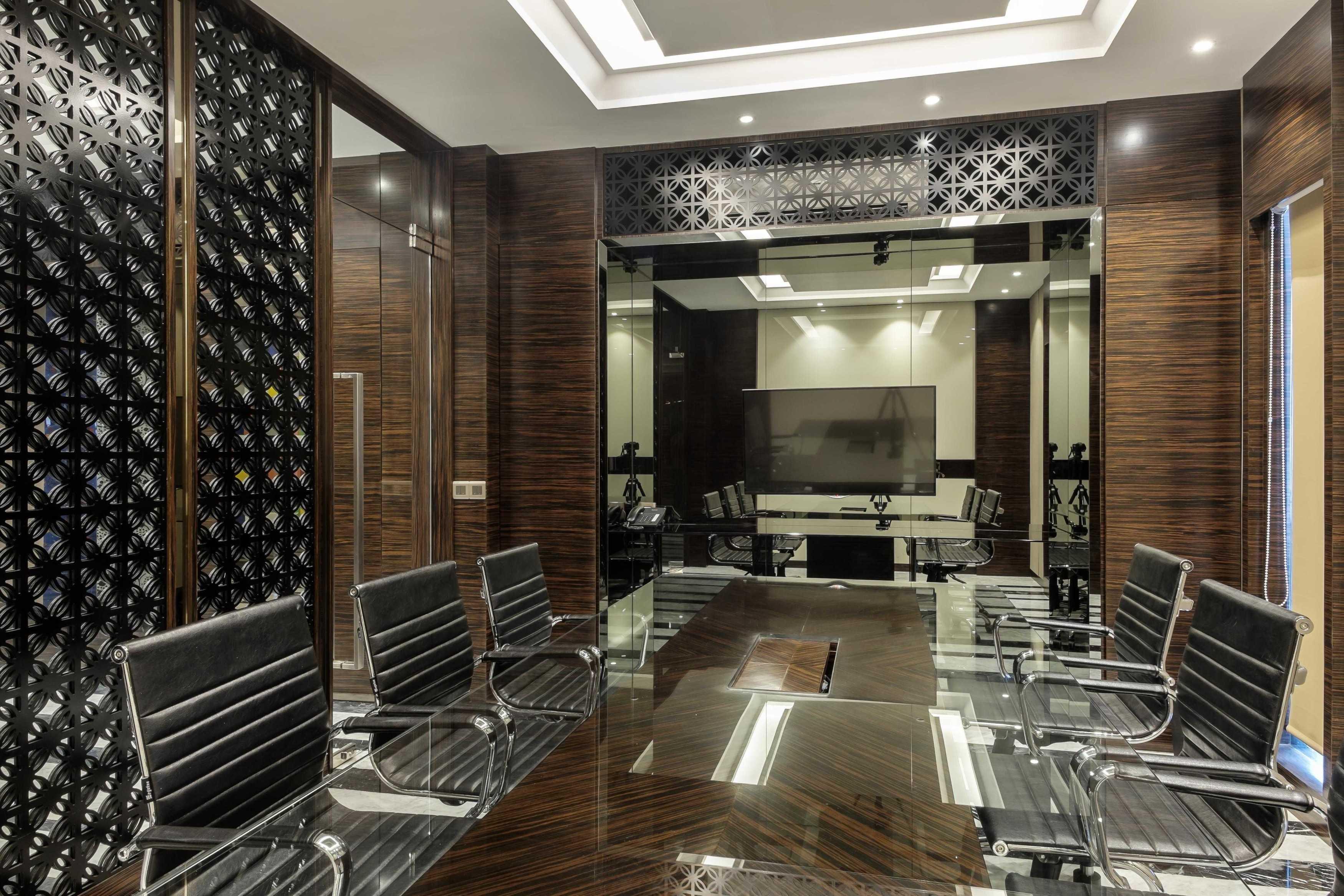 Vin•da•te Cv. Berkah - Office Project Jakarta-Indonesia Jakarta-Indonesia Meeting Room Kontemporer  17364
