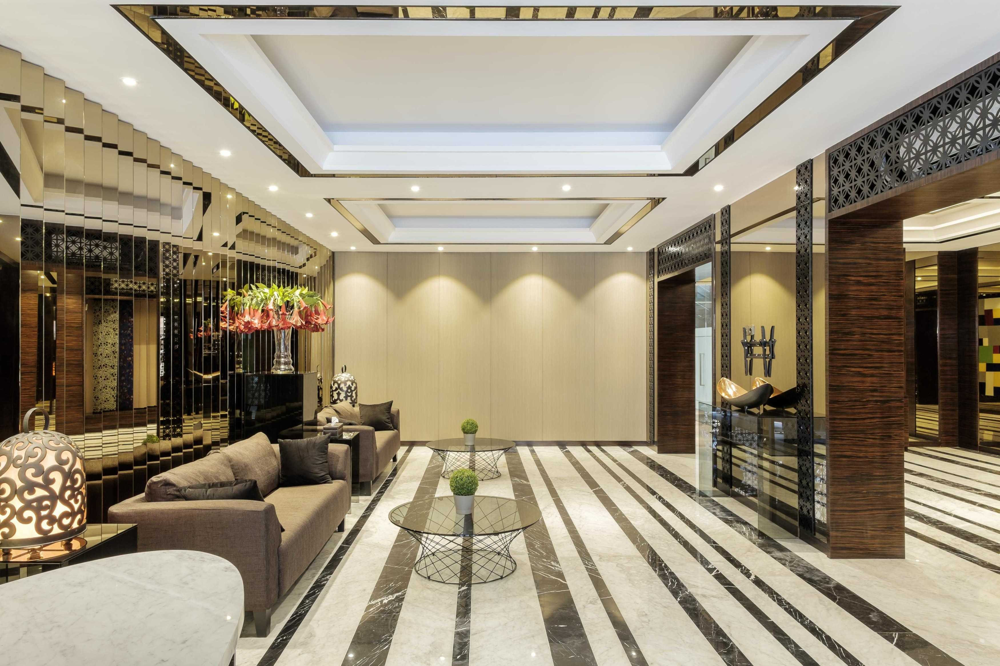 Vin•da•te Cv. Berkah - Office Project Jakarta-Indonesia Jakarta-Indonesia Lobby Area Kontemporer  17368