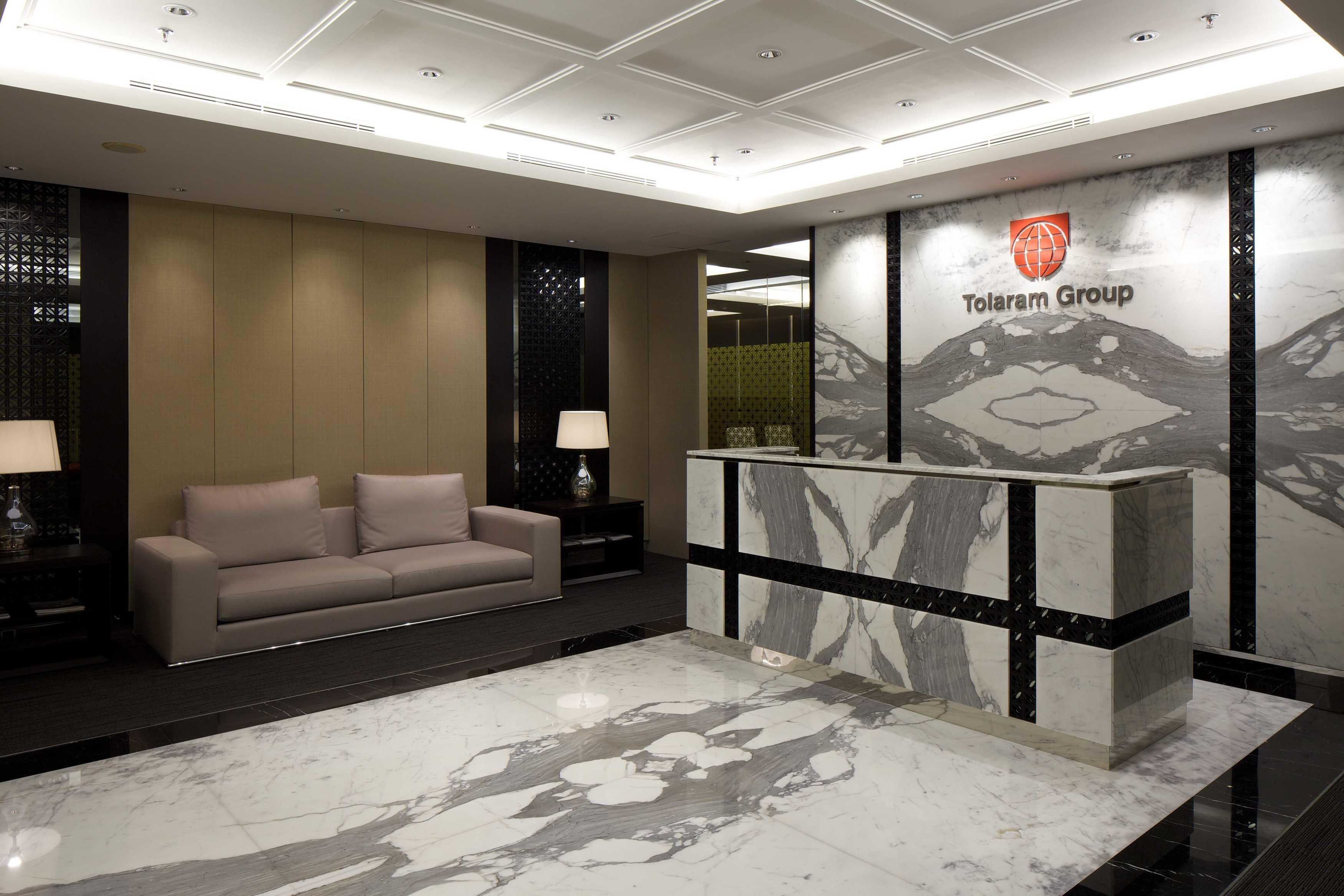 Vin•da•te Tolaram Group Project - Interior Project Jakarta-Indonesia Jakarta-Indonesia Lobby Area   17242