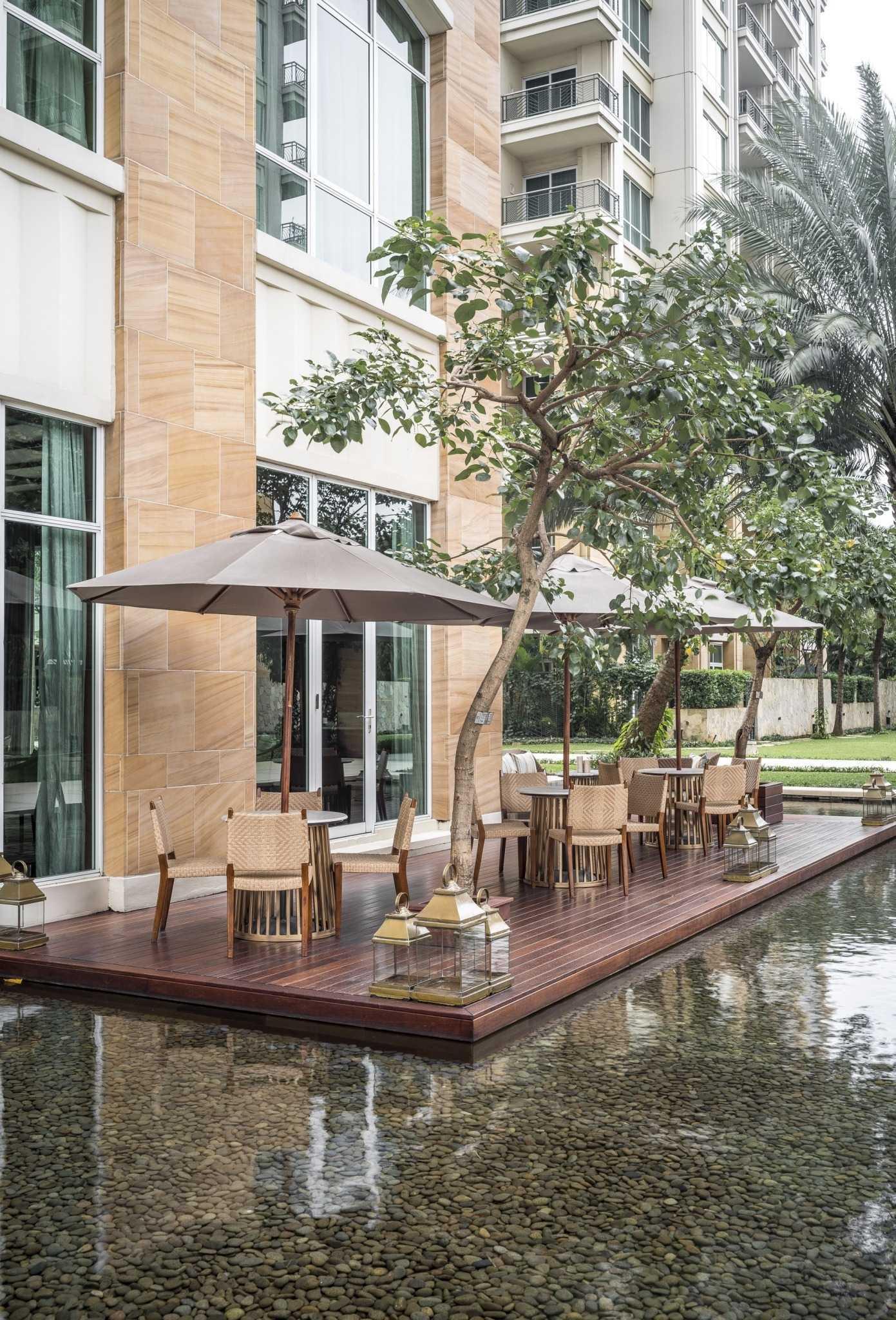 Vin•da•te The Aprez Cafe - Pakubuwono Jakarta-Indonesia Jakarta-Indonesia Outdoor Area Kontemporer  15795