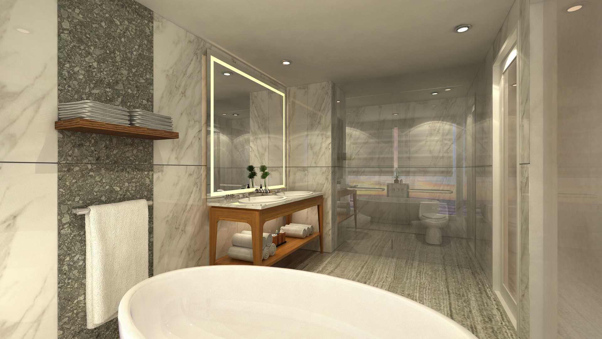 Vin•da•te Hotel Canggu Beach Bali - Indonesia Bali - Indonesia Bathroom Kontemporer  17584