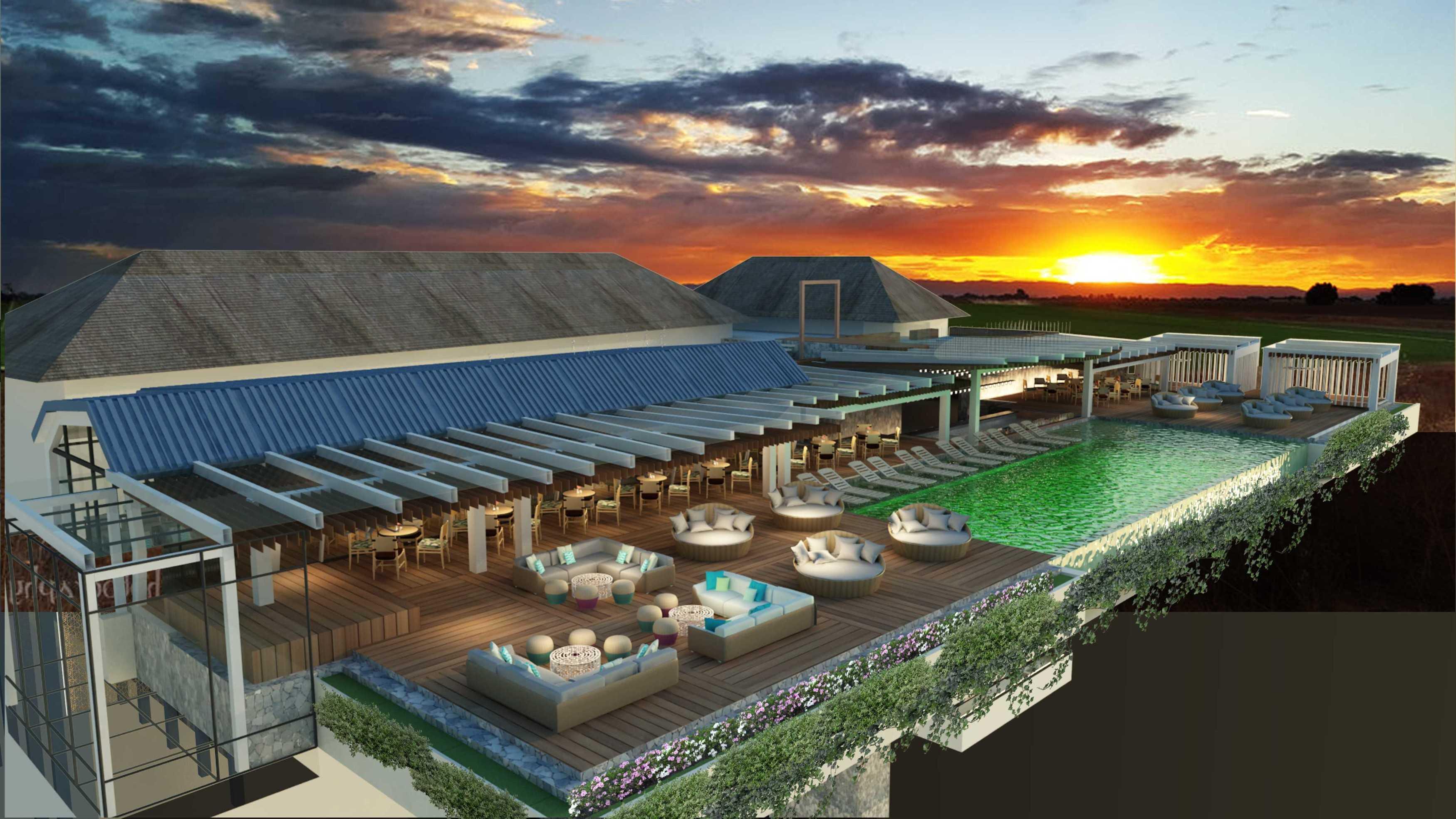 Vin•da•te Hotel Canggu Beach Bali - Indonesia Bali - Indonesia Roof-Top Kontemporer  17585