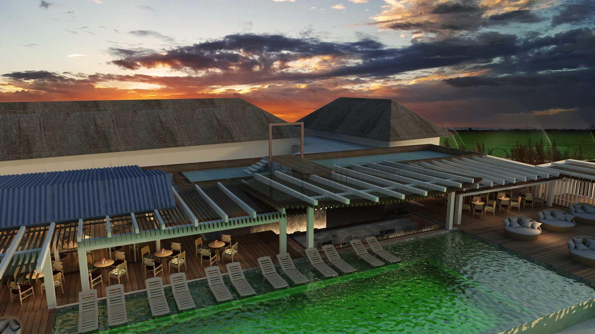 Vin•da•te Hotel Canggu Beach Bali - Indonesia Bali - Indonesia Roof-Top Kontemporer  17587