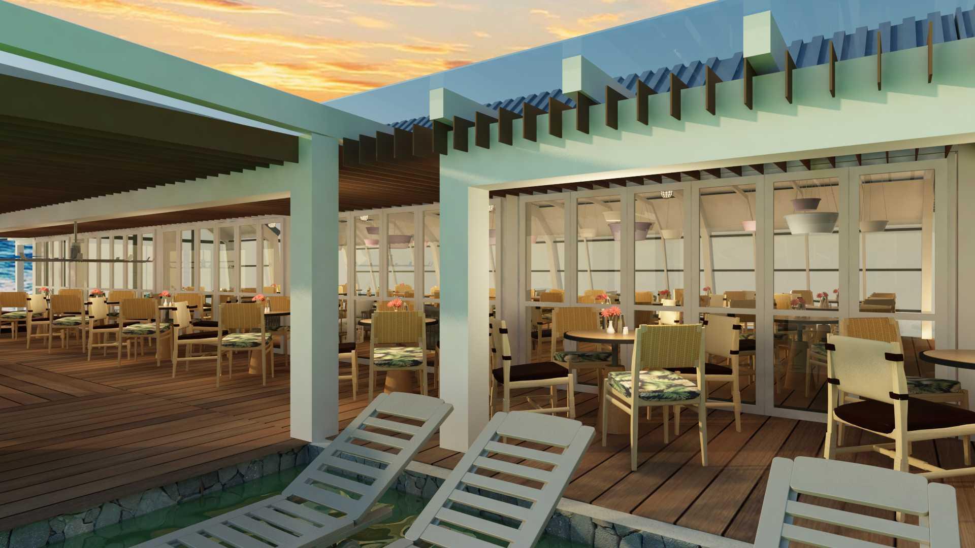 Vin•da•te Hotel Canggu Beach Bali - Indonesia Bali - Indonesia Roof-Top Kontemporer  17588