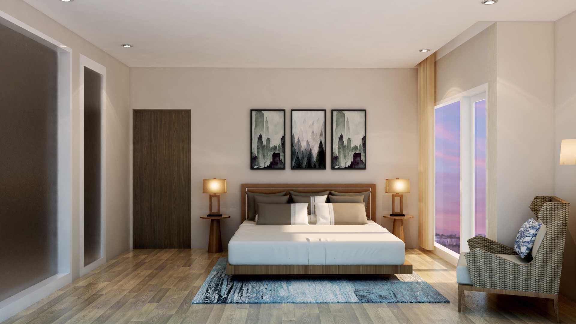 Vin•da•te Hotel Canggu Beach Bali - Indonesia Bali - Indonesia Hotel Room Kontemporer  17590