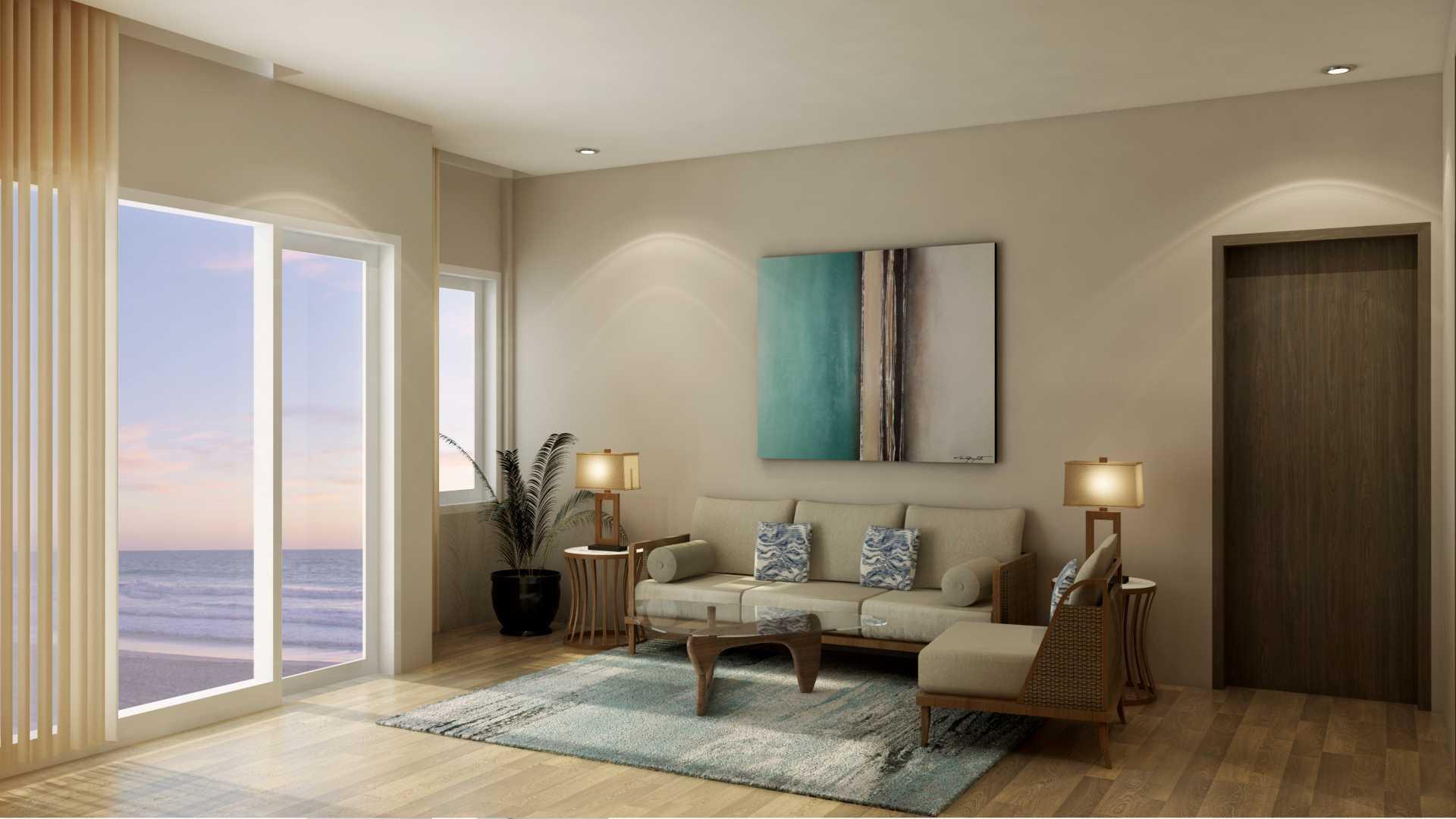 Vin•da•te Hotel Canggu Beach Bali - Indonesia Bali - Indonesia Livingroom Kontemporer  17591