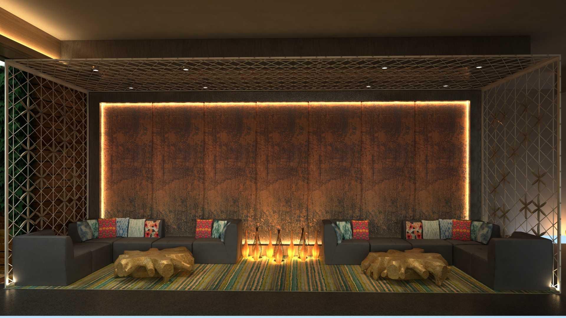 Vin•da•te Hotel Canggu Beach Bali - Indonesia Bali - Indonesia Seating Area Kontemporer  17595