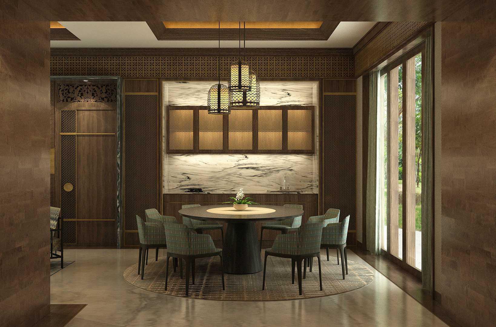 Vin•da•te Villa Kepulauan Seribu Pulau Seribu Pulau Seribu Diningroom Minimalis  17604