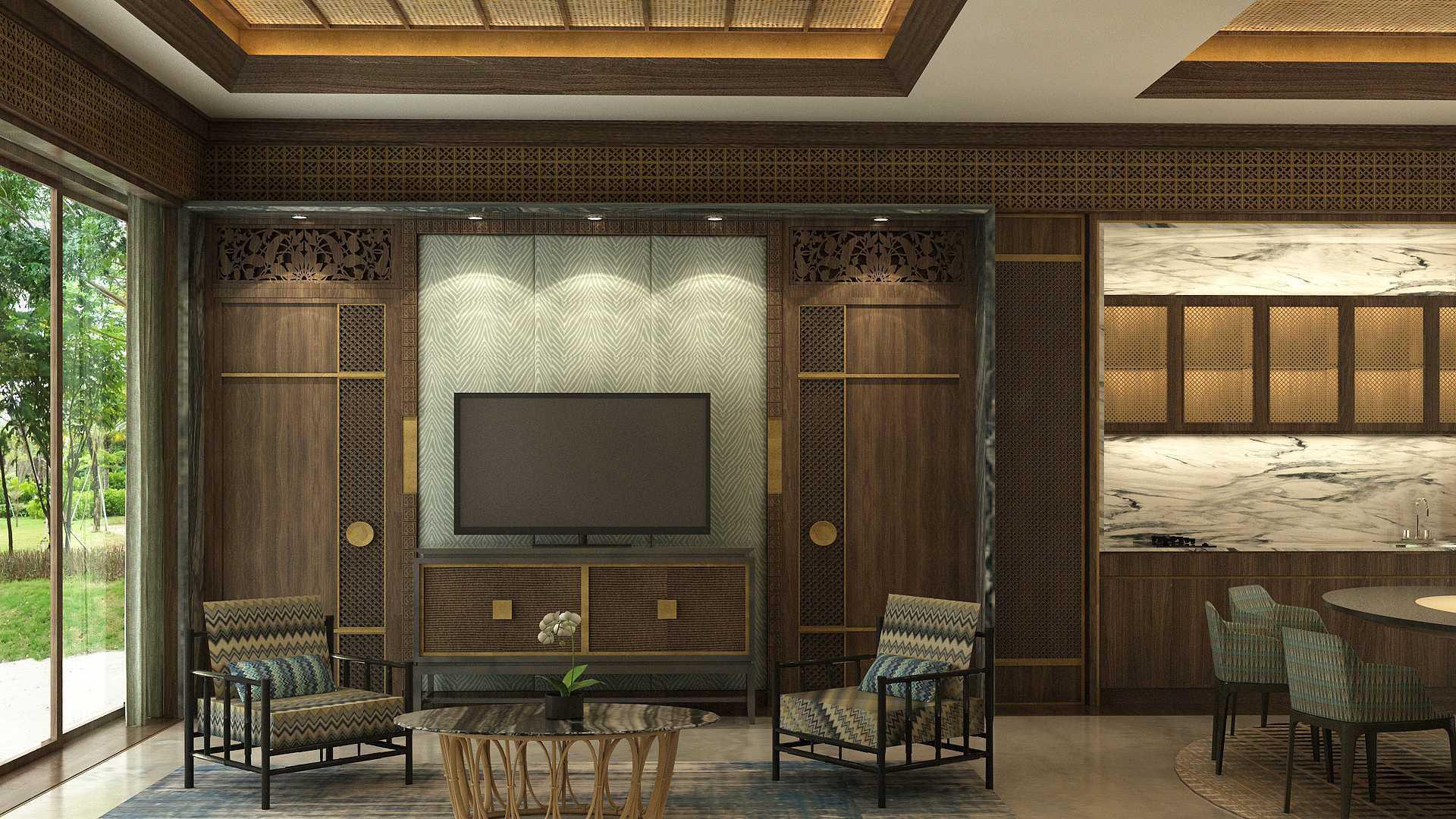 Vin•da•te Villa Kepulauan Seribu Pulau Seribu Pulau Seribu Livingroom Minimalis  17605