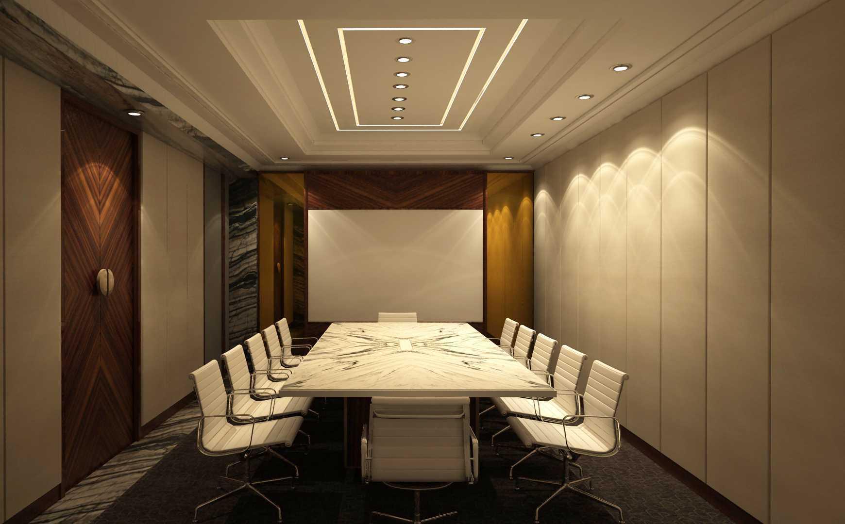 Vin•da•te Danareksa - Surabaya Office Jakarta-Indonesia Jakarta-Indonesia Meeting Room Modern  17621