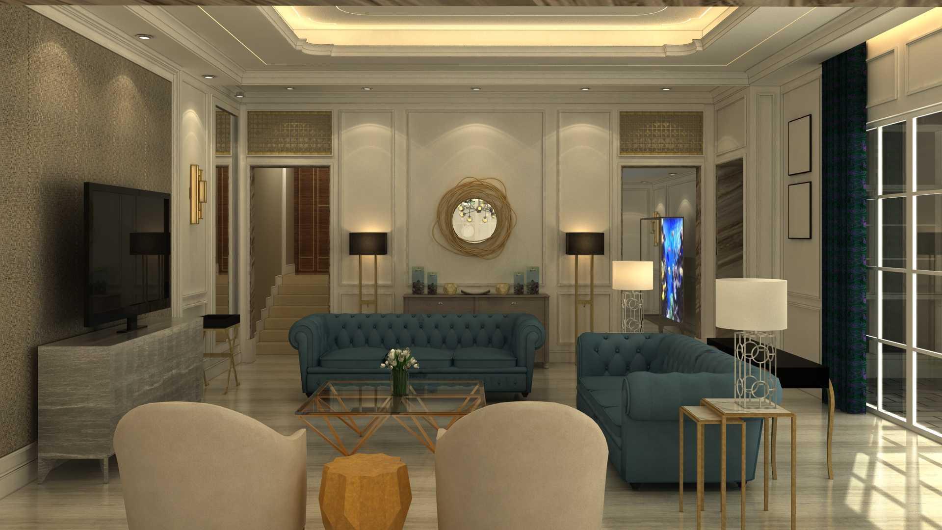 Vin•da•te Residence @ Semarang Semarang - Indonesia Semarang - Indonesia Livingroom Kontemporer  17630