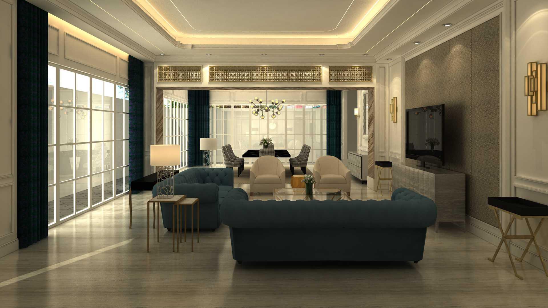 Vin•da•te Residence @ Semarang Semarang - Indonesia Semarang - Indonesia Livingroom Kontemporer  17633