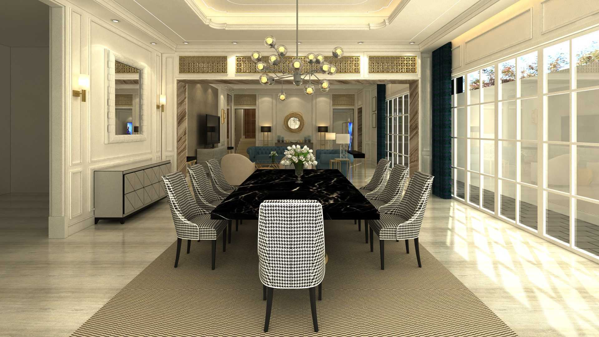 Vin•da•te Residence @ Semarang Semarang - Indonesia Semarang - Indonesia Diningroom Kontemporer  17636