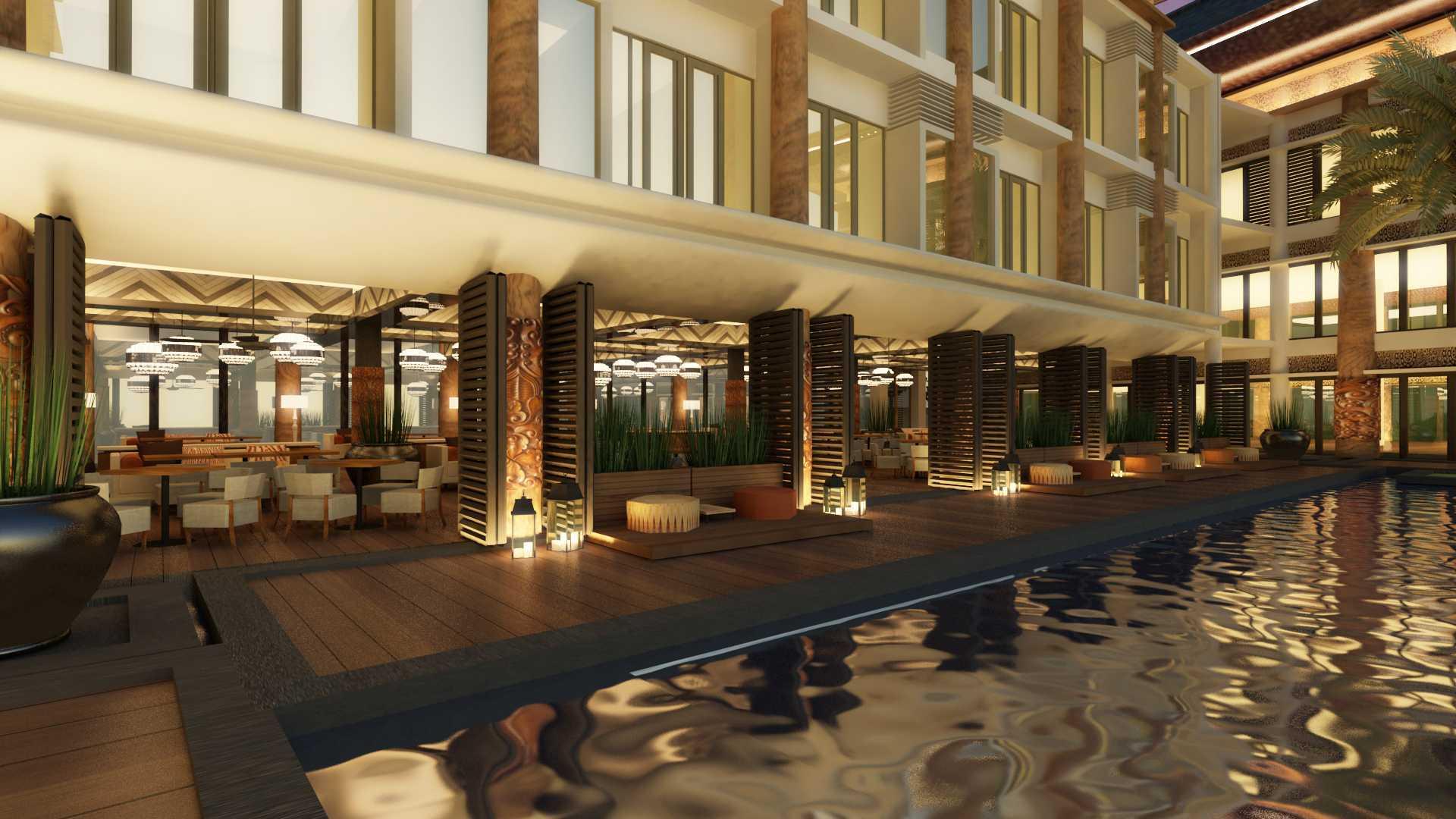 Vin•da•te Hotel Ubud Bali Ubud-Bali Ubud-Bali Swimming Pool Area Modern  18917