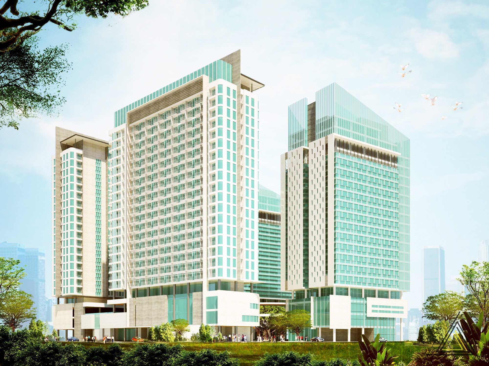 Dap Studio Dewi Sartika Mixed Used Building Jakarta Jakarta Pers-Kanan-Belakang   20828