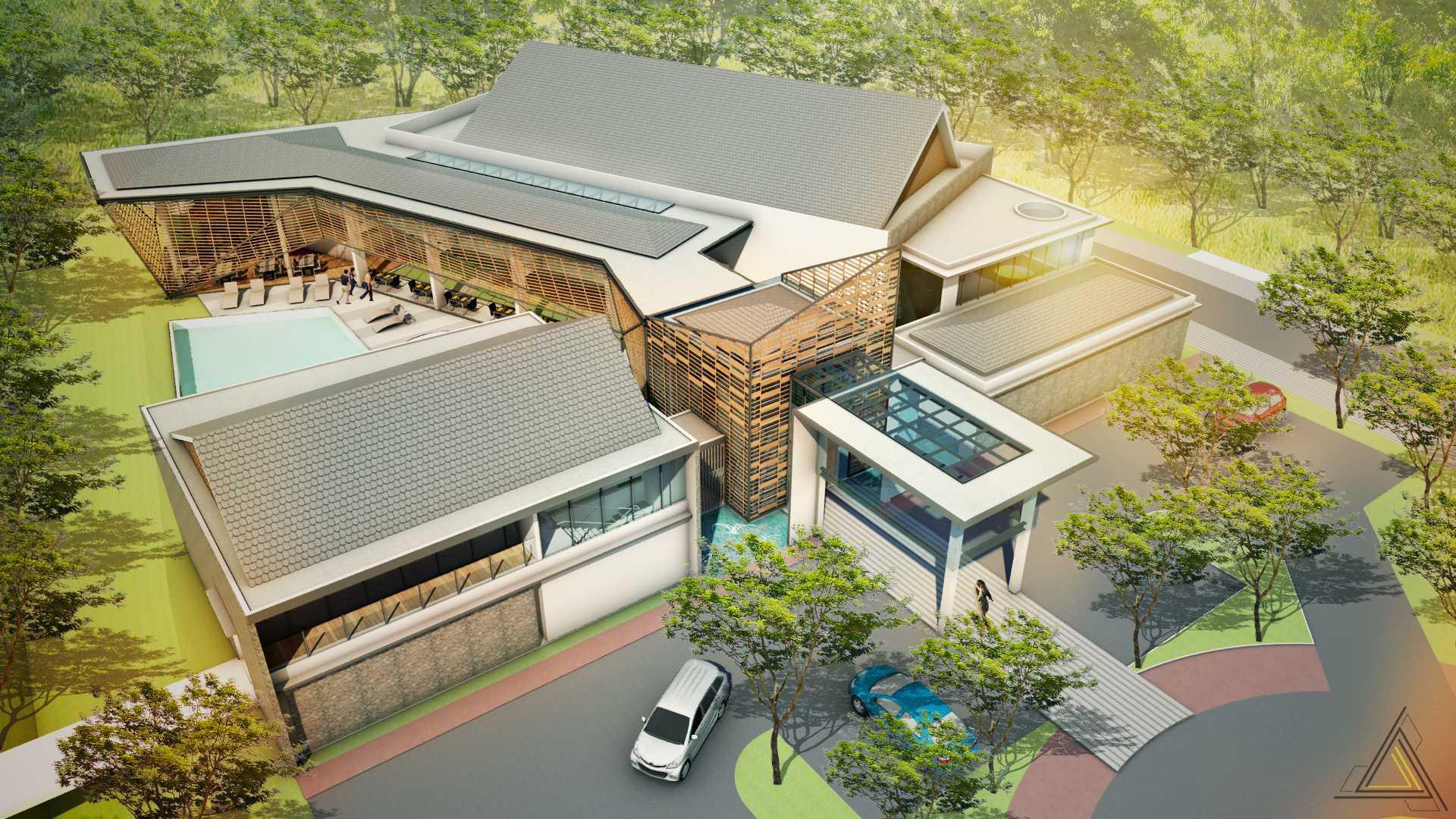 Dap Studio Ciater Spring Vallley Clubhouse Subang Subang Bird Eye View   20845