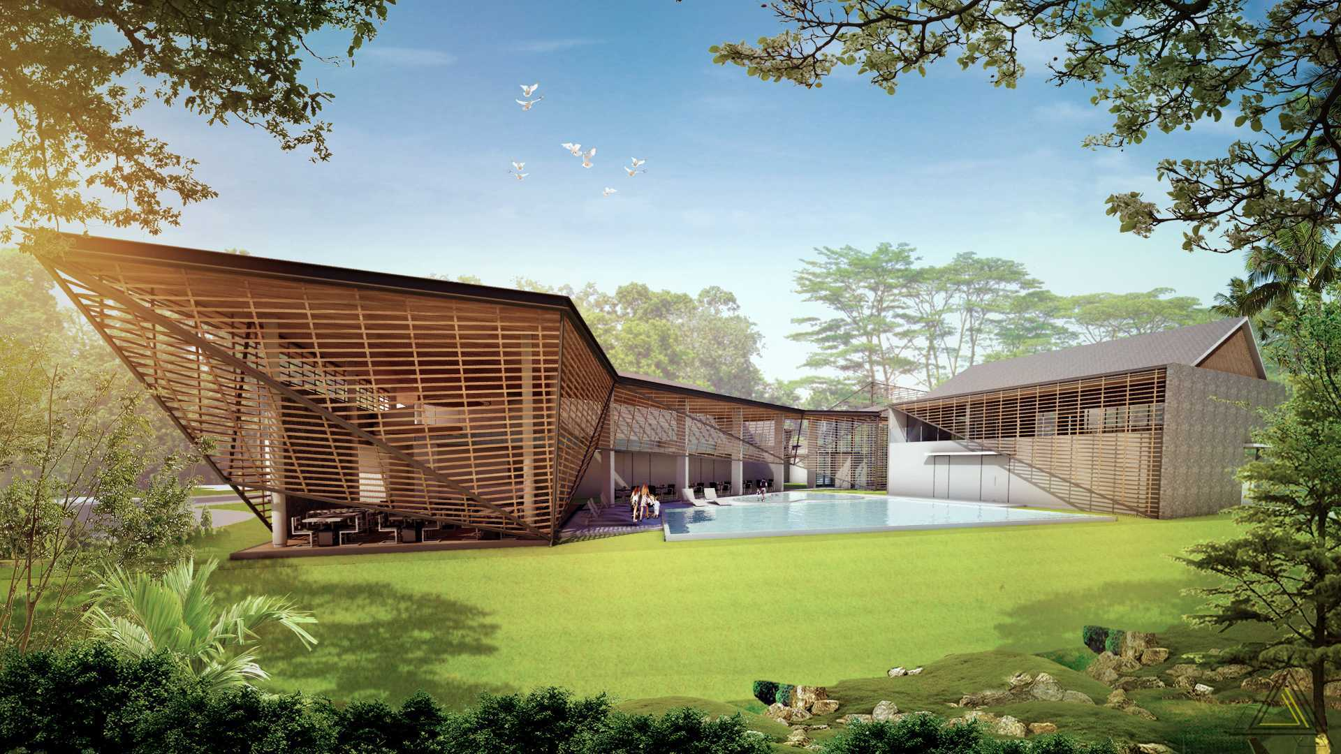 Dap Studio Ciater Spring Vallley Clubhouse Subang Subang Side View   20846