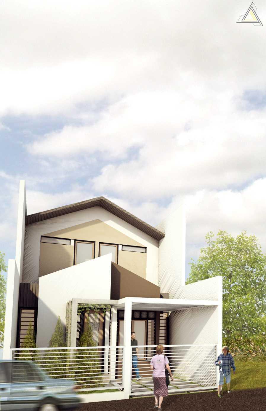 Dap Studio Rumah Bsd Tangerang Tangerang Front View   20927