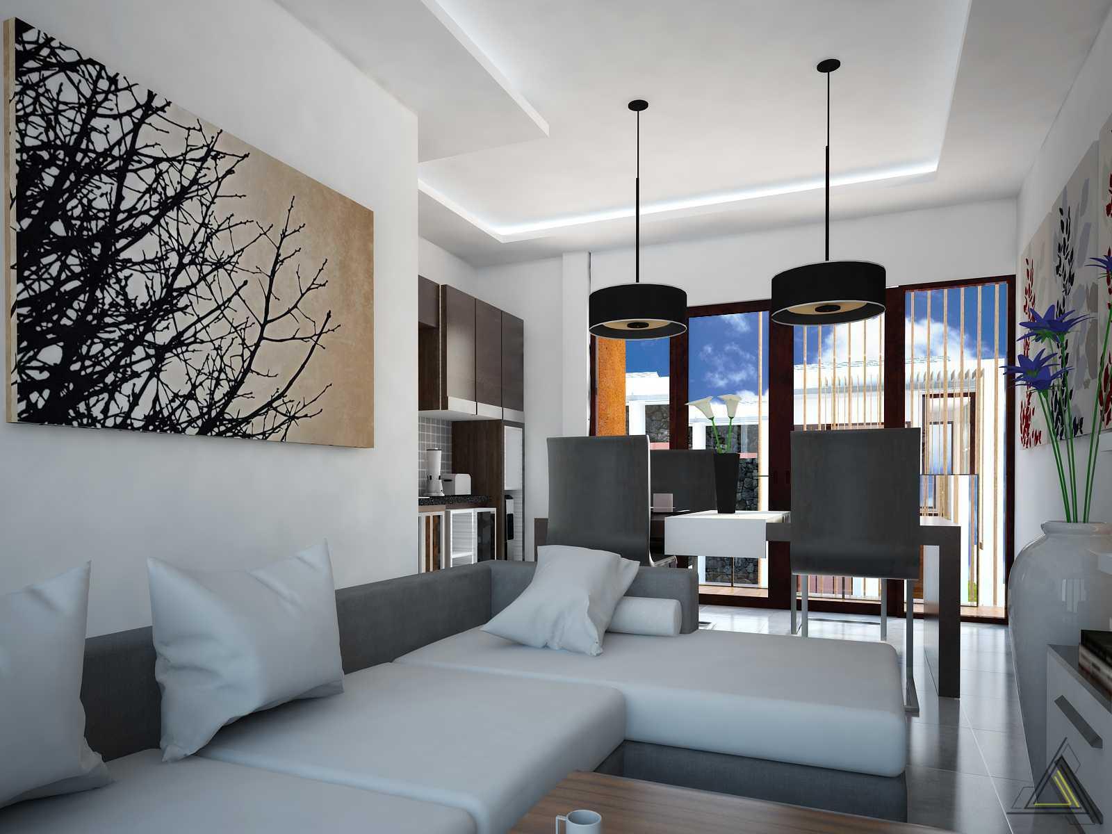 Dap Studio Villa Tamansari Subang Subang Livingroom   20961