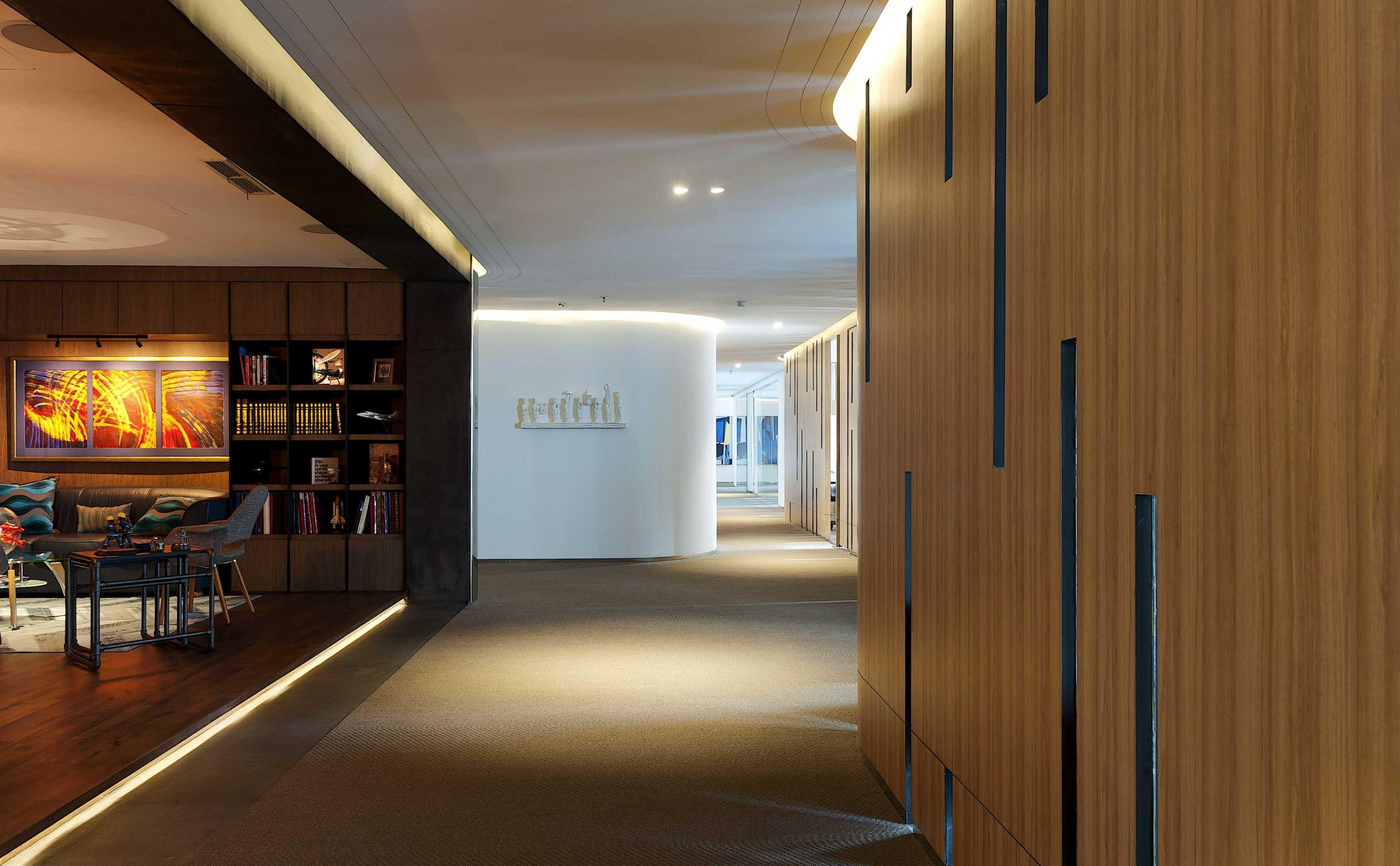 Mint-Ds Ciu Office Jakarta, Indonesia Jakarta, Indonesia Office Corridor   16154