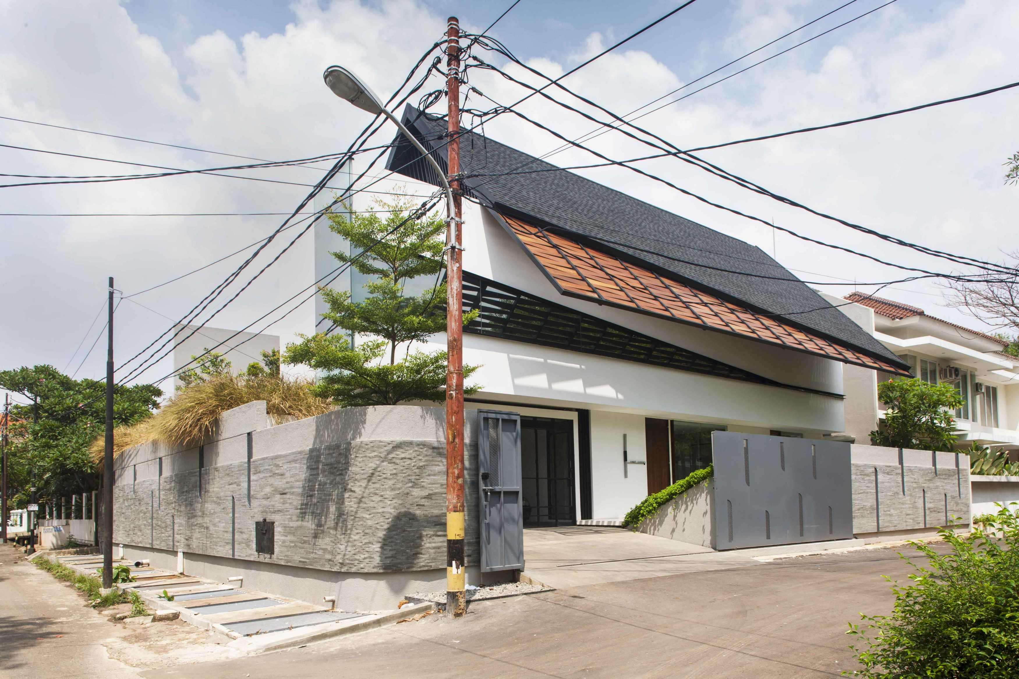 Mint-Ds Is House Kemang, South Jakarta Kemang, South Jakarta Side View Modern  16291