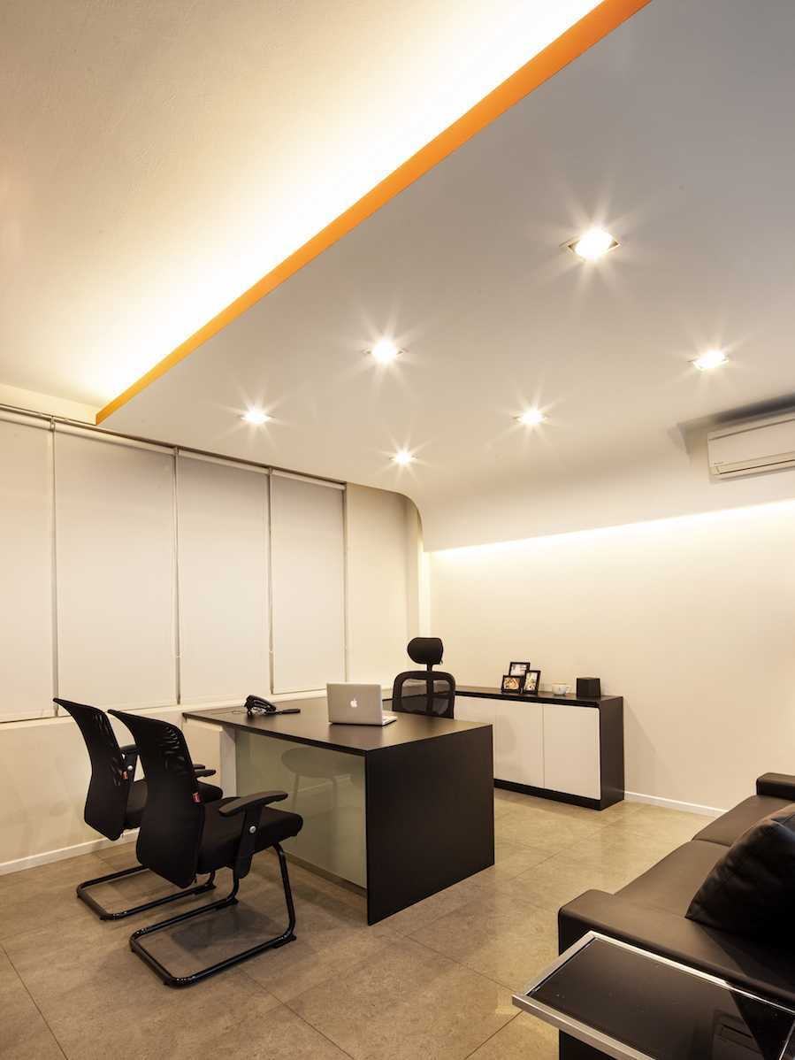 Pt Asa Adiguna G-Lenz Elang Laut Ruko - Pik Elang Laut Ruko - Pik Office Room Minimalis  24533