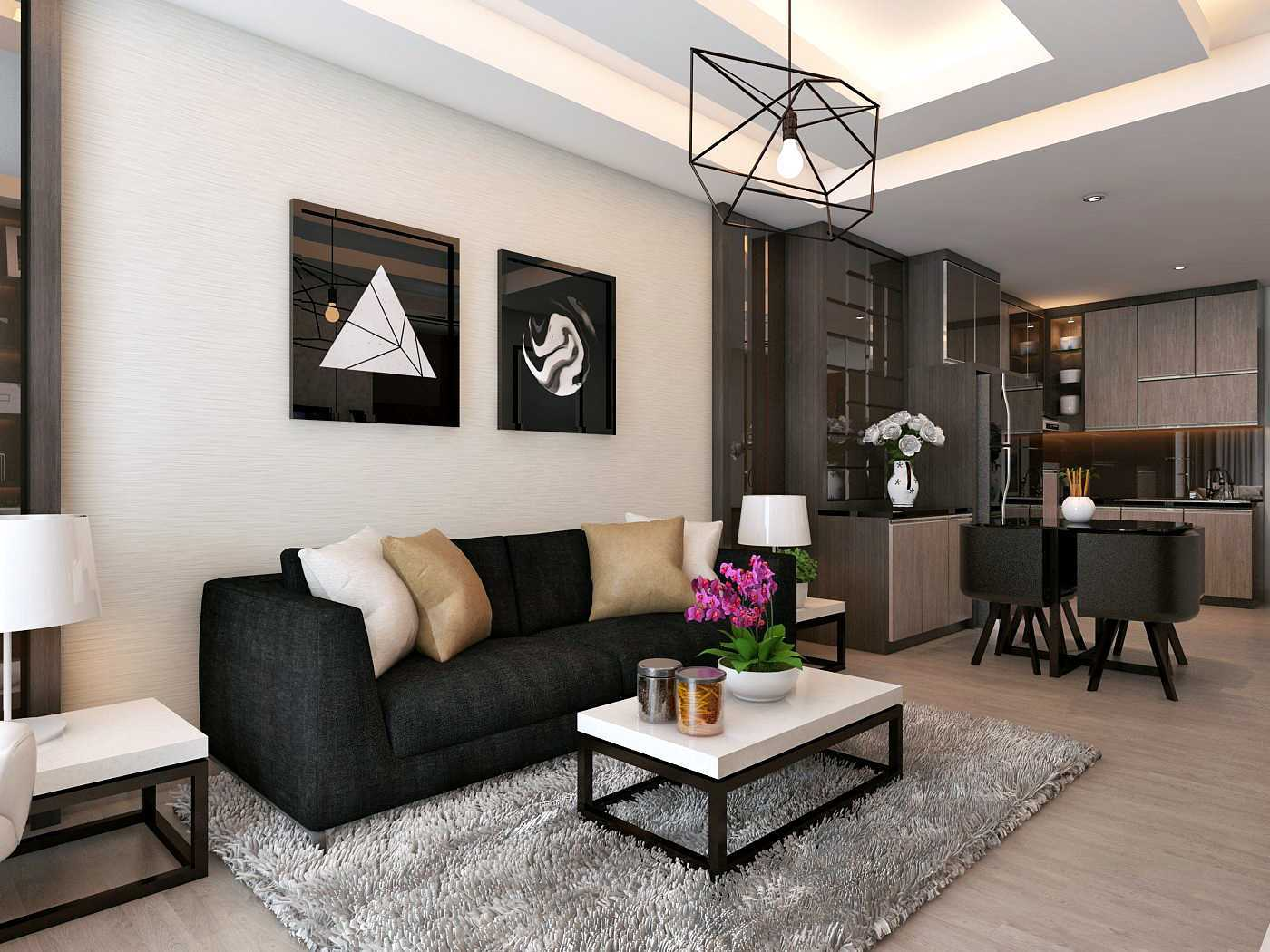 Habibullah Alfatih Condominium - Greenbay Pluit Jakarta, Indonesia Jakarta, Indonesia R-Keluarga-7 Kontemporer  35918