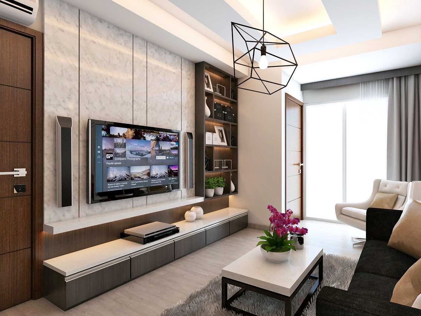 Habibullah Alfatih Condominium - Greenbay Pluit Jakarta, Indonesia Jakarta, Indonesia R-Keluarga-9 Kontemporer  35920