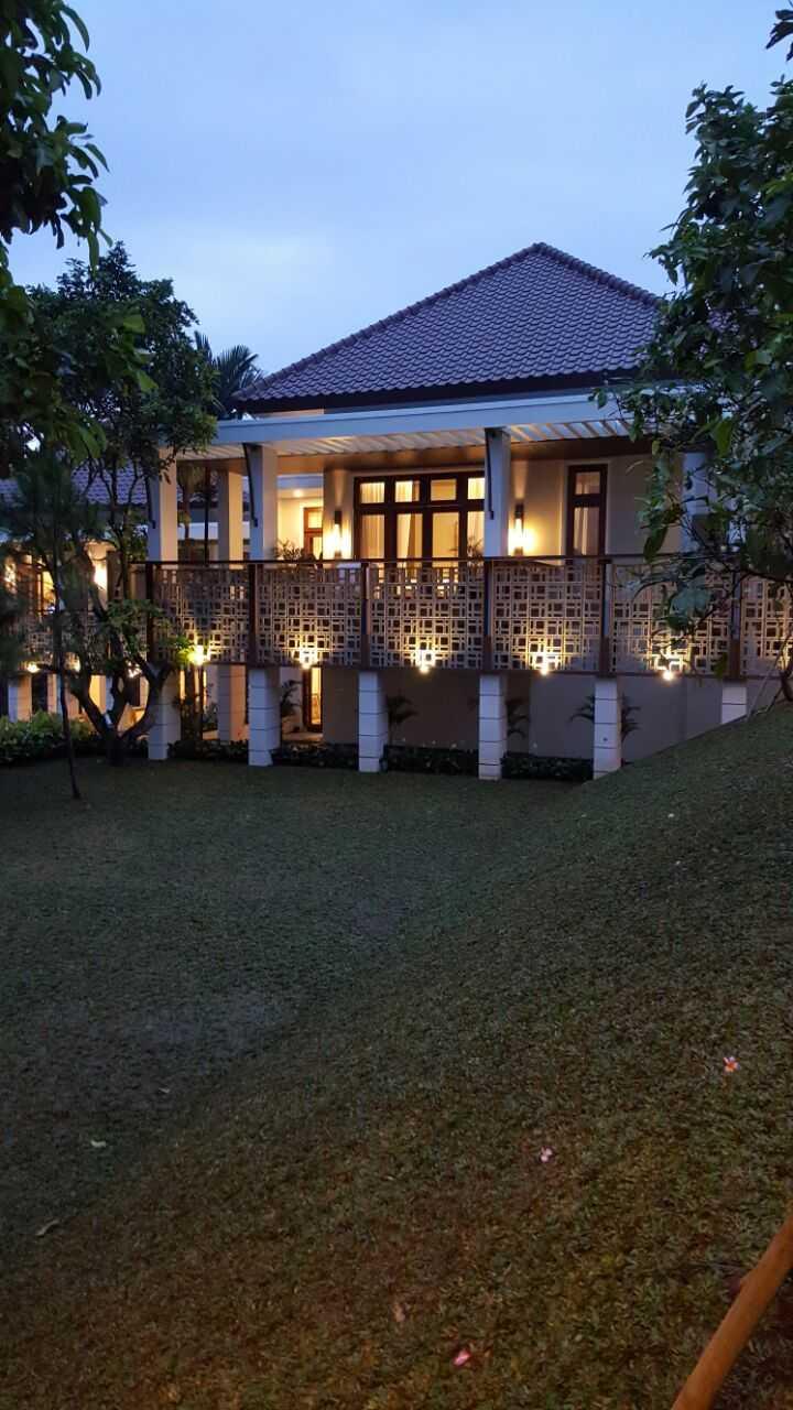 Psa Studio Villa Cimelati Sukabumi, West Java, Indonesia Sukabumi, West Java, Indonesia Front-Area-Night-View Modern  16497