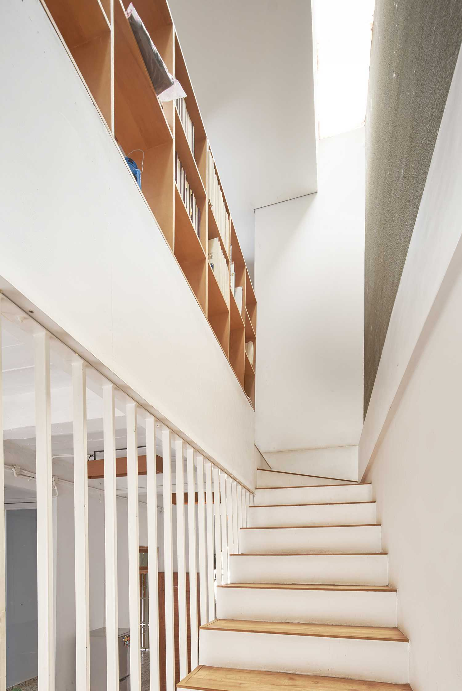 Psa Studio Rumah Cempaka Putih Jakarta, Indonesia Jakarta, Indonesia Stairs   16517