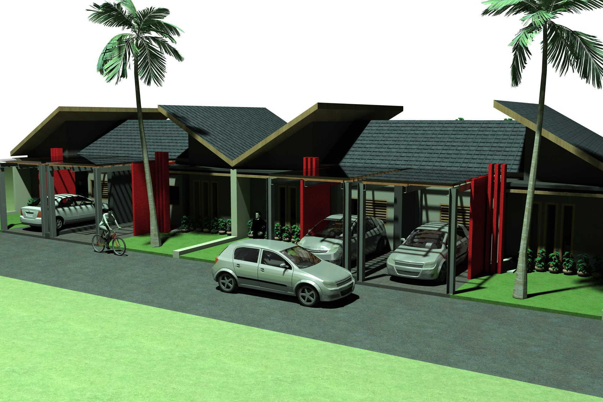 Afina Rahmani Design Mini Cluster Batujajar, Bandung Batujajar, Bandung View-2 Minimalis  24058