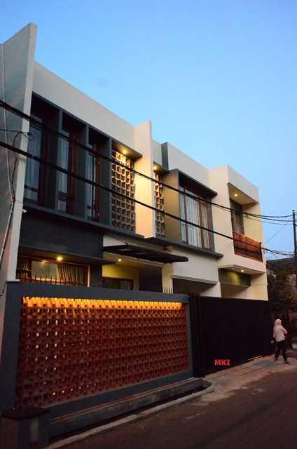 Mki Kt House Jakarta Timur Jakarta Timur Facade Modern  17059