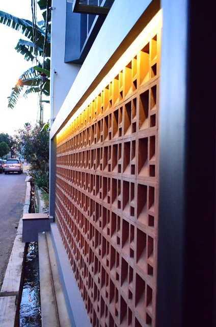 Mki Kt House Jakarta Timur Jakarta Timur Fence Modern  17060