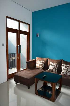 Mki Kt House Jakarta Timur Jakarta Timur Sitting Room In The 2Nd  Floor Modern  25551