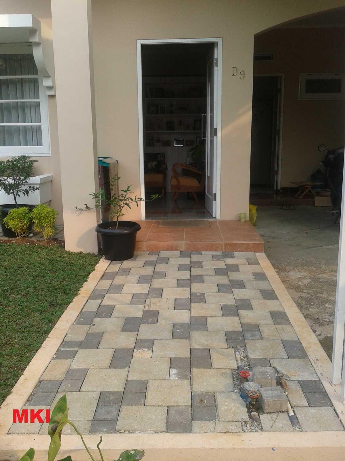Mki Ub House Ciputat - Tangerang Selatan Ciputat - Tangerang Selatan Teras Depan Modern  17084