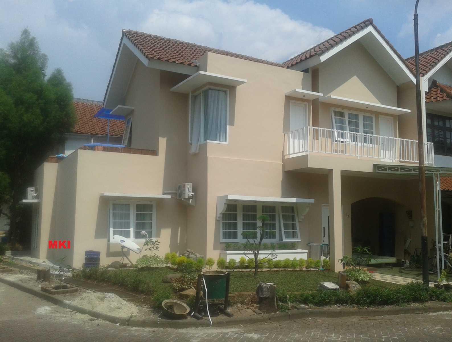 Mki Ub House Ciputat - Tangerang Selatan Ciputat - Tangerang Selatan Facade Depan Modern  17085