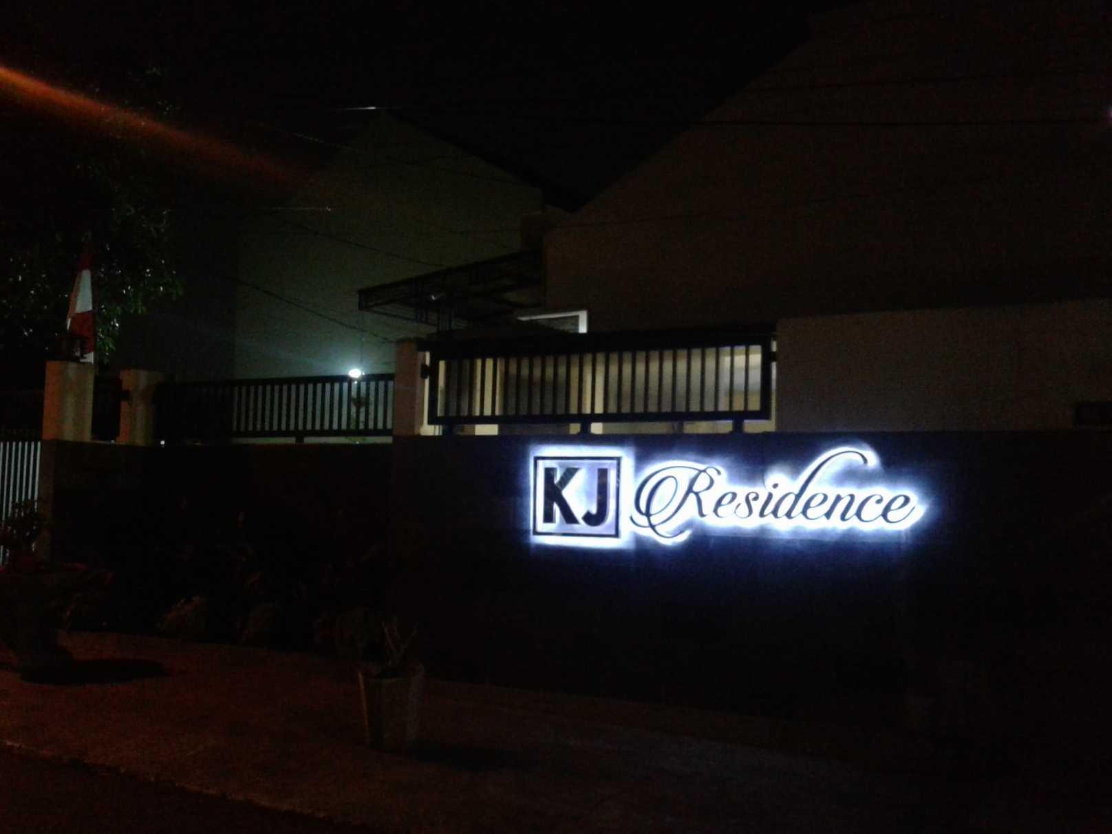 Mki Kj Residence  Jakarta, Indonesia Jakarta, Indonesia Main Gate At Night Modern  17097