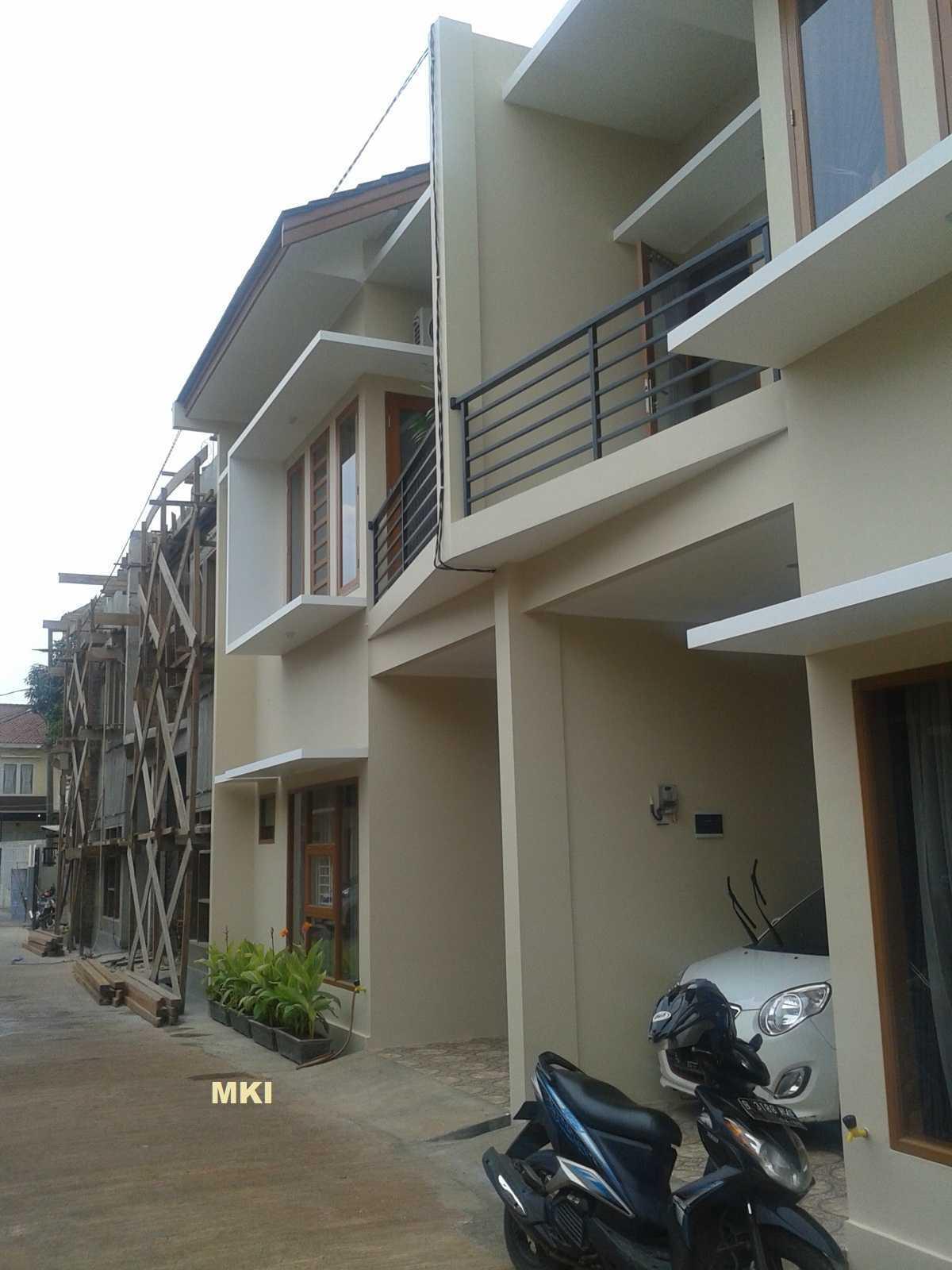 Mki Kj Residence  Jakarta, Indonesia Jakarta, Indonesia Facade 2 Modern  17749