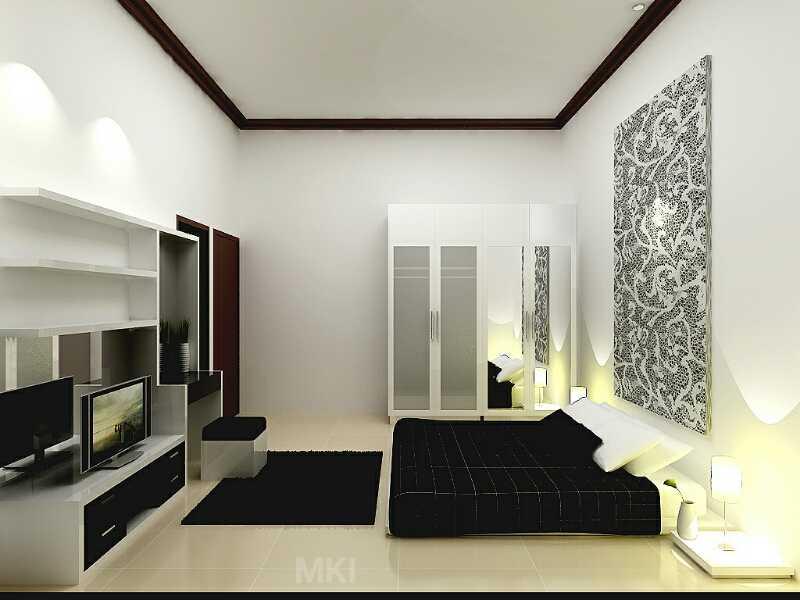 Mki Interior Villa Ys Cirebon Cirebon Children Bedroom1 Modern  18387