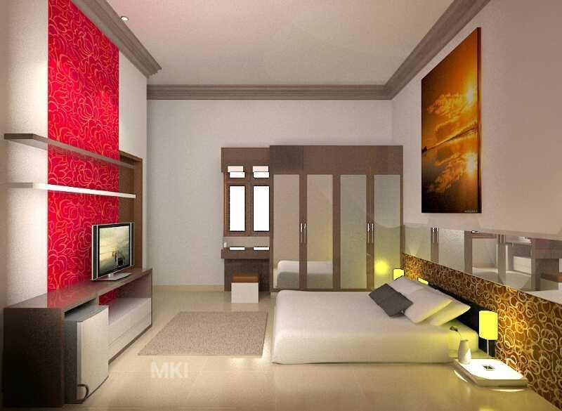Mki Interior Villa Ys Cirebon Cirebon Children Bedroom3 Modern  18393