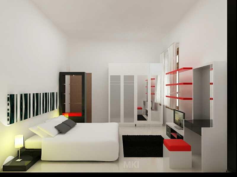 Mki Interior Villa Ys Cirebon Cirebon Children Bedroom2 Modern  18395