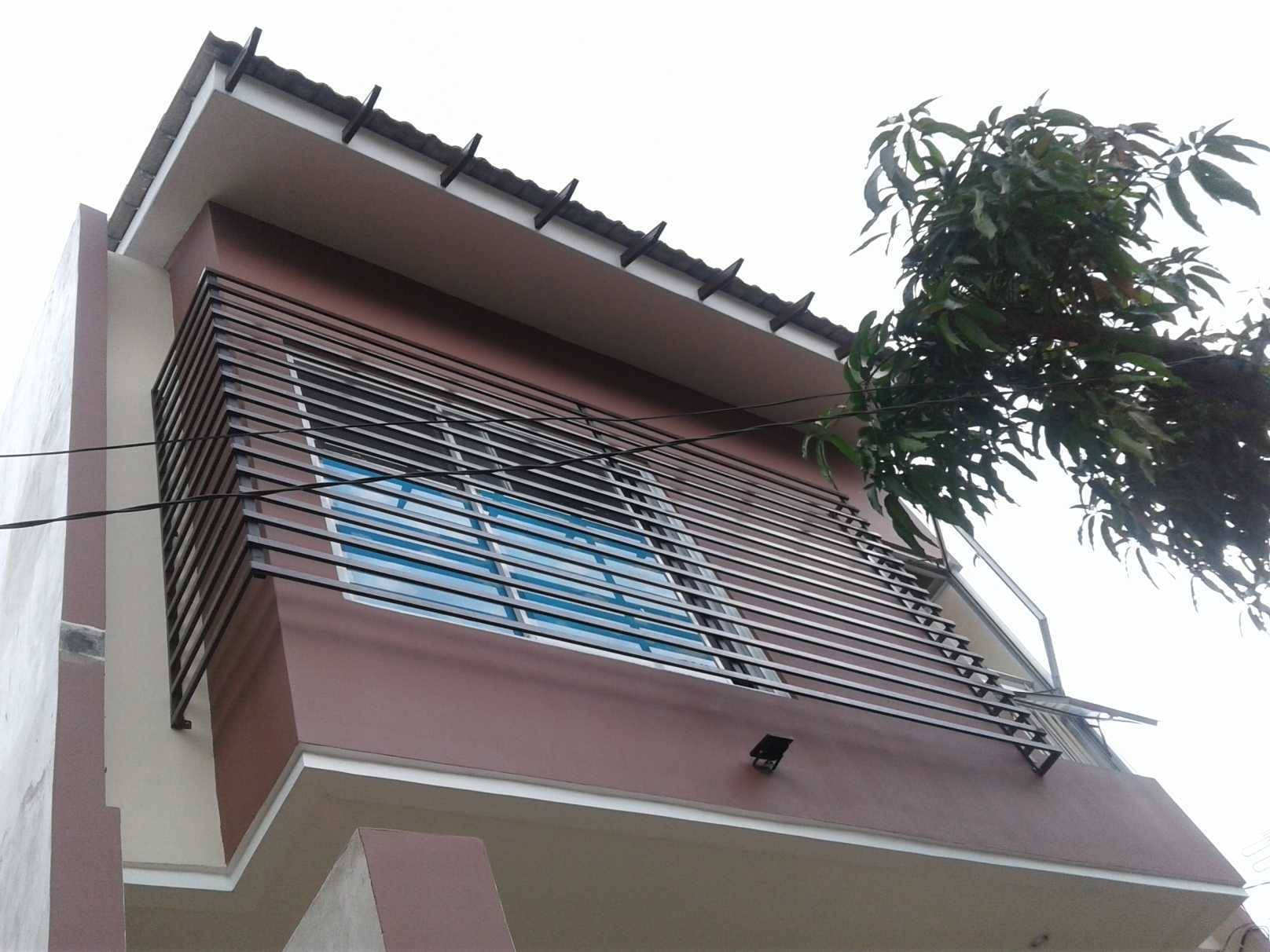 Mki Ds House Bogor Bogor Facade Detail1 Modern  23013