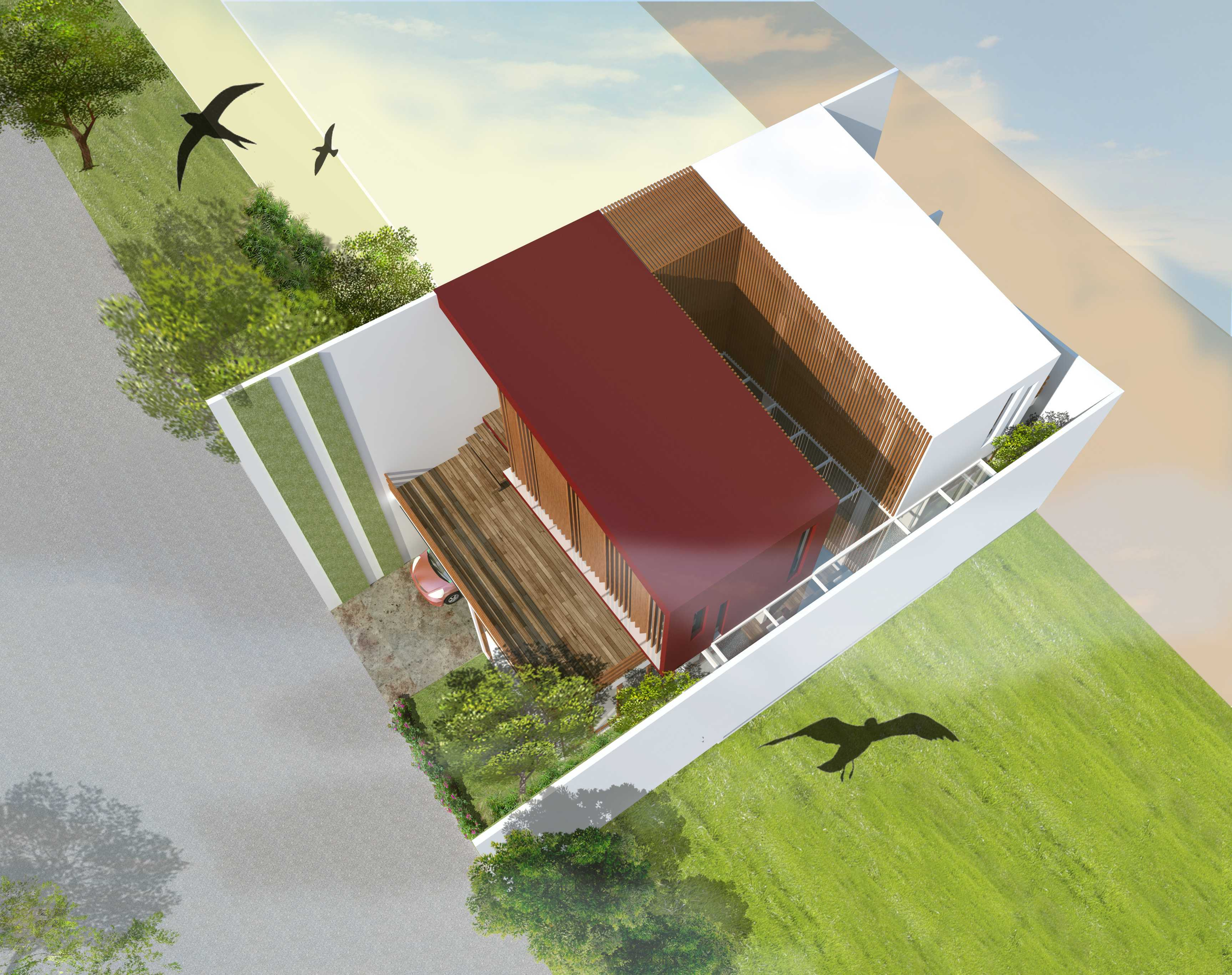 Hizkia Firsto Giovanni Inside Out Denpasar Denpasar Birdeye-Edit Tropis,minimalis,modern,wood Bagian-Bagian Rumah Dihubungkan Oleh Ruang-Ruang Terbuka 21439