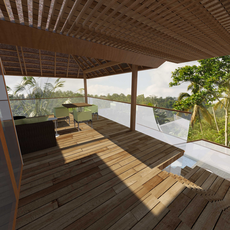 Hizkia Firsto Giovanni Villa Soerga Ubud, Bali Ubud, Bali 2-Bedroom-Villa-Living Modern,wood  21490